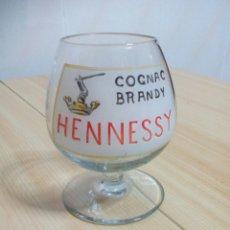 Colecionismo de vinhos e licores: COPA COGNAC BRANDY HENNESSY. Lote 114626146