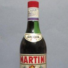Coleccionismo de vinos y licores: BOTELLA MARTINI ROSSO. SIN ABRIR. Lote 115062919
