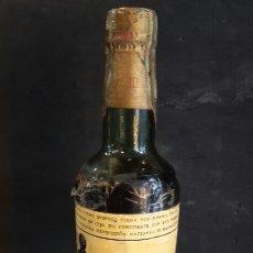 Coleccionismo de vinos y licores: SOLERA RESERVA CARLOS III. JEREZ DE LA FRONTER. 40CENTIMOS. Lote 115290478
