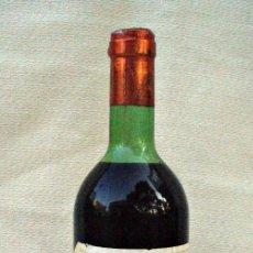 Collezionismo di vini e liquori: BOTELLA DE VINO MARQUÉS DE MURRIETA ETIQUETA BLANCA, COSECHA 1971, RIOJA YGAY. Lote 116660359