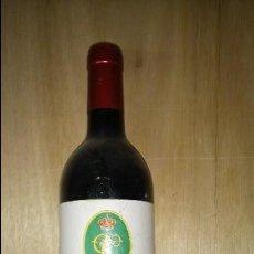 Coleccionismo de vinos y licores: VINO GUARDIA CIVIL. Lote 111278683