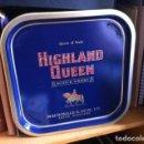 Coleccionismo de vinos y licores: BANDEJA HIGHLAND QUEEN SCOTCH WHISKY. MACDONALD & MUIR, LTD. LEITH SCOTLAND. Lote 117298851
