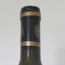 Coleccionismo de vinos y licores: RIOJA MARQUÉS DE CÁCERES RESERVA 1995.. Lote 117732531