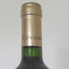 Coleccionismo de vinos y licores: RIOJA CONTINO RESERVA 1997. EMBOTELLADAS 250.127 BOTELLAS; BOTELLA Nº 0035496.. Lote 117733055