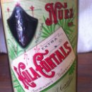 Coleccionismo de vinos y licores: BOTELLA NUEZ DE KOLA CORTALS. ESTIMULANTE DIGESTIVO. VALENCIA. TAMAÑO FAMILIAR. SIN ABRIR. Lote 118067451