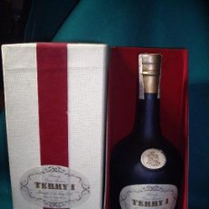 Coleccionismo de vinos y licores: TERRY I - BRANDY GRAN RESERVA. Lote 119372443