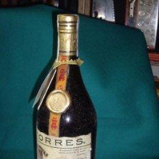 Coleccionismo de vinos y licores: LIQUOR GRAN TORRES. Lote 119373375