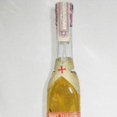 Coleccionismo de vinos y licores: BOTELLA ANTIGUA MARRASCHINO DE ZARA , DUARDO GARCIA REAL DE MONTROY DESTILERIA INDUSTRIA REALENSE. Lote 119886503