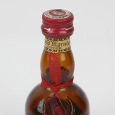 Coleccionismo de vinos y licores: BOTELLÍN / BOTELLA MINIATURA - LICOR GRAND MARNIER / TIPLE ORANGE. Lote 121352290