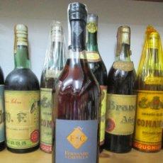 Coleccionismo de vinos y licores: ANTIGUA BOTELLA BRANDY COÑAC,FERNANDO DE CASTILLA SOLERA GRAN RESERVA.. Lote 121542095