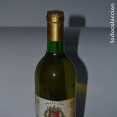 Coleccionismo de vinos y licores: BOTELLA DE VINO TIERRA BUENA BLANCO. Lote 119765495