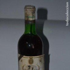 Coleccionismo de vinos y licores: BOTELLA DE VINO DE RIOJA CAMPO VIEJO BLANCO ANTIGUA. Lote 119771151