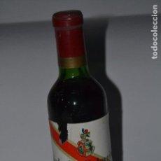 Coleccionismo de vinos y licores: BOTELLA DE VINO DE RIOJA PATERNINA BANDA ROJA DE VIÑA REAL 4º AÑO DE 33CL. Lote 121438179