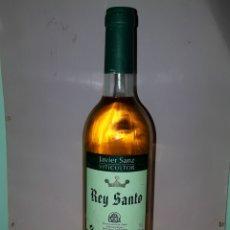 Coleccionismo de vinos y licores: BOTELLA DE VINO REY SANTO. Lote 122714499