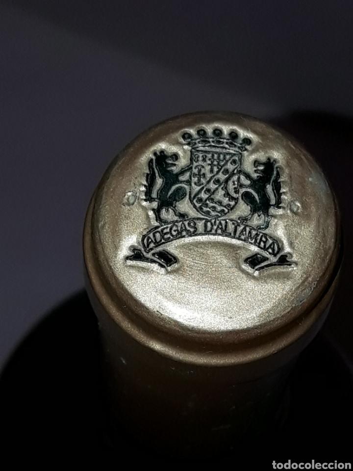 Coleccionismo de vinos y licores: BOTELLA DE VINO ADEGAS D ALTAMIRA RIAS BAIXAS SELECION 2004 - Foto 4 - 122715394