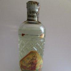 Coleccionismo de vinos y licores: BOTELLA DE ANIS COMANDO - 750 CL O 1 L - COUGNIENC BARCELONA - 23 CM ALTURA. Lote 123059751