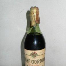 Coleccionismo de vinos y licores: ANTIGUA BOTELLA BRANDY DUFF GORDON SPANISH .PUERTO DE SANTA MARIA. Lote 124114027