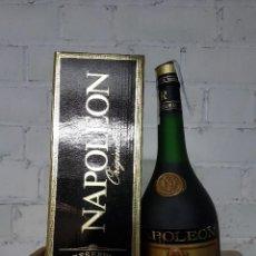 Coleccionismo de vinos y licores: BOTELLA DE BRANDY NAPOLEON SAINT DOMENIC. Lote 124399263