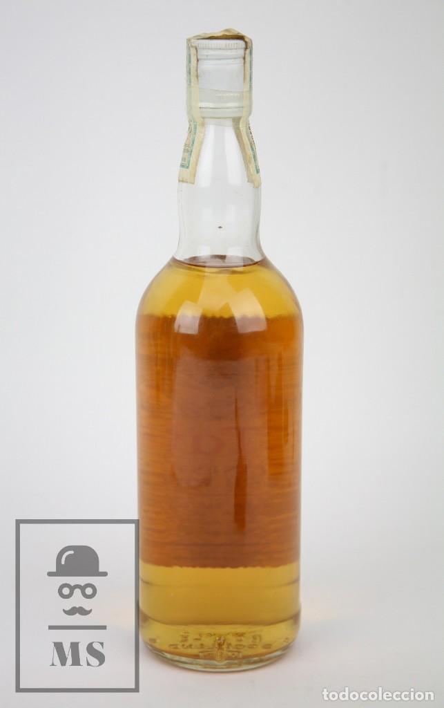 Coleccionismo de vinos y licores: Botella de Whisky Precintada - Old Tavern, 43º, 75 cl. Blended Scotch Whisky - Año 1968 - #JSW - Foto 4 - 124711679