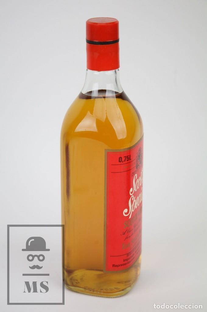 Coleccionismo de vinos y licores: Botella de Whisky Precintada - Scott's Special, 43º, 75 cl - Blended Scotch Whisky - Año 1976 - #JSW - Foto 2 - 124733607