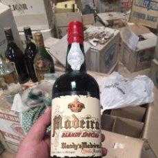 Coleccionismo de vinos y licores: BOTELLA BLANDY'S SPECIAL MADEIRA. Lote 127680171