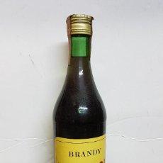 Coleccionismo de vinos y licores: BRANDY BEISBOL (BOTELLA PRECINTO 4 PESETAS). Lote 128163119