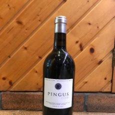 Coleccionismo de vinos y licores: VINO - RIBERA DEL DUERO, PINGUS 2008. Lote 128604555