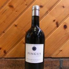 Coleccionismo de vinos y licores: VINO - RIBERA DEL DUERO, PINGUS 2007. Lote 128605183