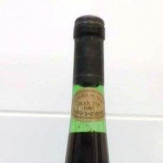 Coleccionismo de vinos y licores: BOTELLA VINO TINTO ALT PENEDÉS GRAN TOC RESERVA PRIVADA CAVAS HILL 1981. . Lote 128666083