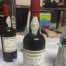 Coleccionismo de vinos y licores: BLANDY'S SUPERIOR MADEIRA. Lote 130180456