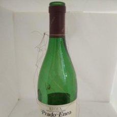 Coleccionismo de vinos y licores: BOTELLA VACIA, VINO GRAN RESERVA RIOJA - PRADO ENEA-MUGA, COSECHA 1982. Lote 130498994