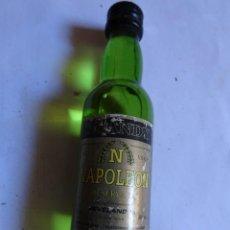 Coleccionismo de vinos y licores: ANTIGUO BOTELLÍN DE COGNAC, NAPOLEON, VER FOTOS. Lote 132002694