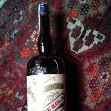Coleccionismo de vinos y licores: BOTELLA LICOR NUEZ DE KOLA J. JUAN MICO AYELO DE MARFERIT VALENCIA 0,75L AÑOS 1960'S.. Lote 132345178