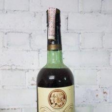 Coleccionismo de vinos y licores: BOTELLA BRANDY DUFF GORDON PRECINTO 4 PESETAS. Lote 133617466