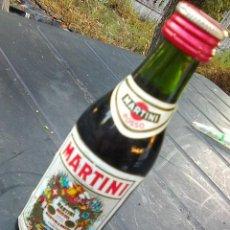 Coleccionismo de vinos y licores: BOTELLIN - BOTELLA MINIATURA - BOTELLITA VERMOUTH MARTINI ROSSO. Lote 133726602
