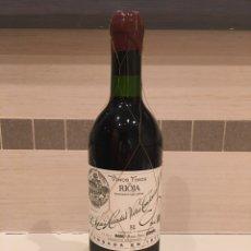 Coleccionismo de vinos y licores: VINO - VIÑA TONDONIA GRAN RESERVA 1980 LA RIOJA. Lote 134065873
