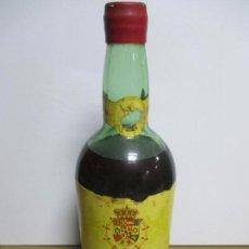 Coleccionismo de vinos y licores: BOTELLÓN DE BRANDY MAJESTAD. BODEGAS SANCHO, S. A. PUERTO DE SANTA MARÍA. 3.18KG. 37CM DE ALTO.. Lote 134145762