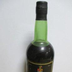 Coleccionismo de vinos y licores: BOTELLÓN DE BRANDY ERMITAÑO. EDUARDO DELAGE S. S. JEREZ DE LA FRONTERA. 2. 25 LITROS. 38CM DE ALTO. Lote 134145814