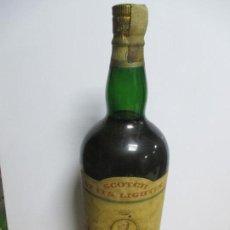 Coleccionismo de vinos y licores: BOTELLÓN DE WHISKY. SCOTCH AT ITS LIGHTEST. AMBASSADOR DELUXE. EMBOTELLADO EN ESCOCIA. 5.71KG. Lote 134146262