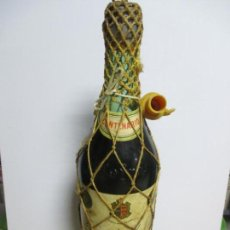 Coleccionismo de vinos y licores: BOTELLÓN DE BRANDY. FERNANDO A. DE TERRY. CENTENARIO CON TAPÓN DOSIFICADOR. 5.56KG.. Lote 134146846