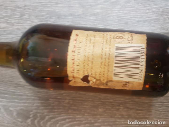 Coleccionismo de vinos y licores: vieux calvados belorgey - Foto 2 - 134223722