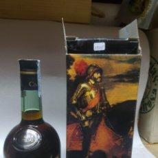 Coleccionismo de vinos y licores: LOTE 1305 BRANDY CARLOS I PRECINTO 8 PESETAS. Lote 135430089