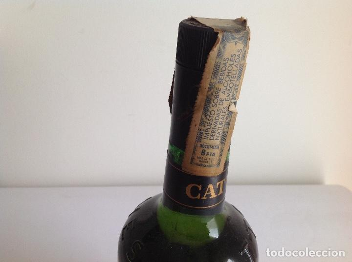 Coleccionismo de vinos y licores: Botella Whisky Catto's.Scotland. - Foto 4 - 138741546
