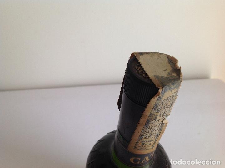 Coleccionismo de vinos y licores: Botella Whisky Catto's.Scotland. - Foto 5 - 138741546