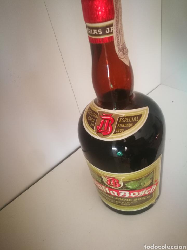 Coleccionismo de vinos y licores: RATAFIA BOSCH (precinto 80 céntimos)EXCLUSIVA - Foto 2 - 139712342