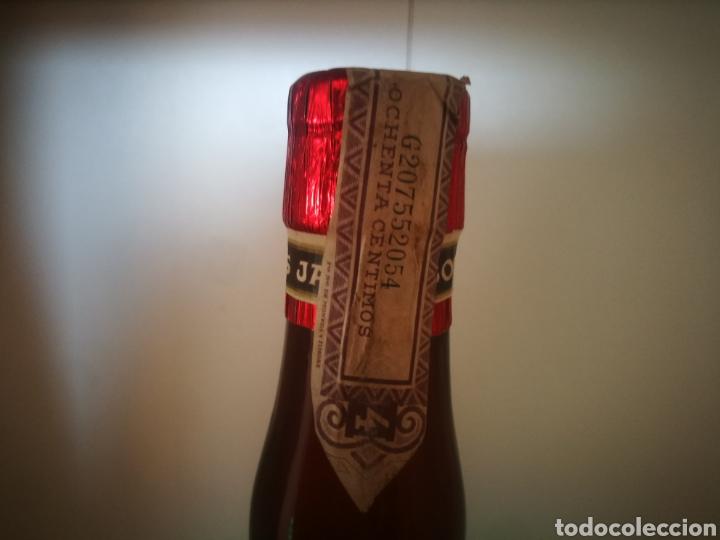 Coleccionismo de vinos y licores: RATAFIA BOSCH (precinto 80 céntimos)EXCLUSIVA - Foto 4 - 139712342