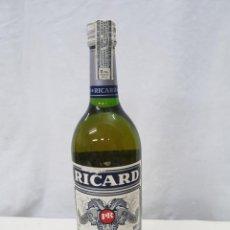 Coleccionismo de vinos y licores: BOTELLA DE RICARD. Lote 140198286