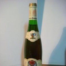 Coleccionismo de vinos y licores: BOTELLA DE LICOR 1975 OCKFENER BOCKSTEIN (BOTELLA DE COLECCION ) . Lote 140546706