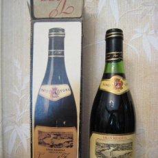 Coleccionismo de vinos y licores: BOTELLA DE VINO VEGA DE TORO-GRAN RESERVA COSECHA 1970. Lote 214155135