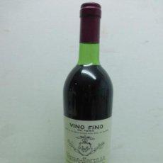 Coleccionismo de vinos y licores: ANTIGUA BOTELLA DE VINO VEGA SICILIA UNICO COSECHA 1964-PERFECTO ESTADO DE CONSERVACIÓN-WINE BOTTLE. Lote 143086962